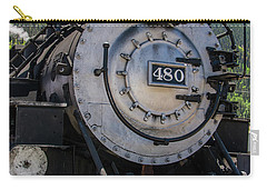 Carry-all Pouch featuring the photograph Mountain Ride by Colleen Coccia