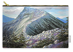 Mountain Ridge Carry-all Pouch by Frank Wilson