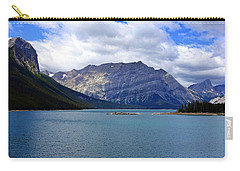 Upper Kananaskis Lake Carry-all Pouch