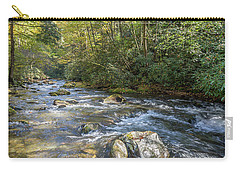 Mountain Stream #3 Carry-all Pouch