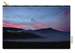 Mountain Sunrise Carry-all Pouch