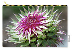 Mountain Thistle Carry-all Pouch