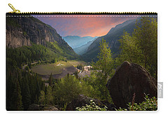 Mountain Time Carry-all Pouch