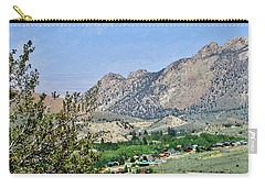 Mountain Town Carry-all Pouch