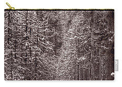Mountain Trail Yellowstone Bw Carry-all Pouch