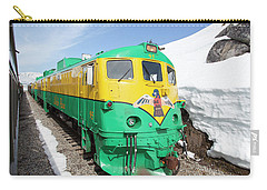 Mountain Train Carry-all Pouch