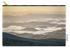 Mountain Valley Fog - Blue Ridge Parkway Carry-all Pouch