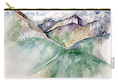 Mountain View Colorado Carry-all Pouch