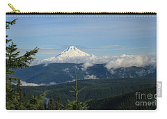 Mountain View Carry-all Pouch by Sheila Ping
