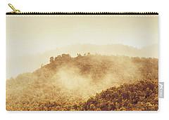 Mountainous Tasmanian Mist Carry-all Pouch