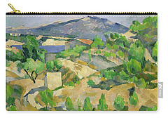 Mountains In Provence Carry-all Pouch