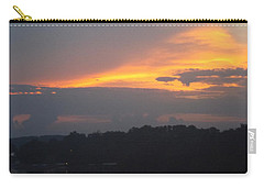 Mountains Of Gold  Carry-all Pouch by Don Koester