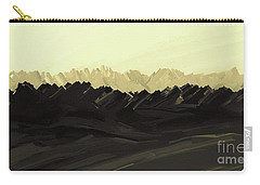 Mountains Of The Mohave Carry-all Pouch