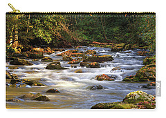 Mountains Stream #3 Carry-all Pouch