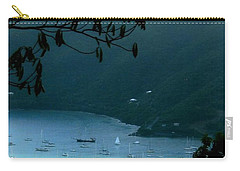 Mountainside Coral Bay Carry-all Pouch by Robert Nickologianis