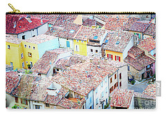 Moustiers Sainte Marie Roofs Carry-all Pouch