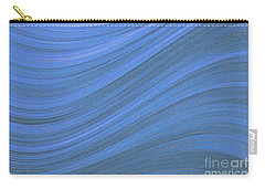 Movement In Waves Carry-all Pouch