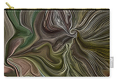 Movement Of Matter Carry-all Pouch