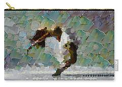Movement Theory - Ballerina Carry-all Pouch by Sir Josef - Social Critic -  Maha Art
