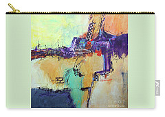 Movin' Left Carry-all Pouch by Ron Stephens