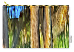 Moving Trees 33 Portrait Format Carry-all Pouch