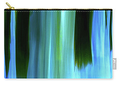 Moving Trees 37-05 Portrait Format Carry-all Pouch