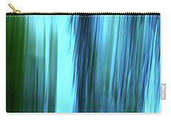 Moving Trees 37-15portrait Format Carry-all Pouch