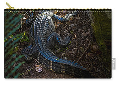 Mr Alley Gator Carry-all Pouch
