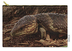 Carry-all Pouch featuring the photograph Mr Bobtail II by Cassandra Buckley
