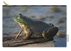 Mr. Bullfrog Carry-all Pouch