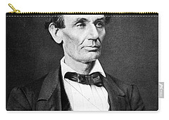 Mr. Lincoln Carry-all Pouch by War Is Hell Store