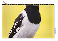 Mr. Magpie Carry-all Pouch by Jorgo Photography - Wall Art Gallery