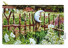 Mr Moon's Garden Carry-all Pouch