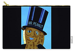 Mr Peanut 2 Carry-all Pouch