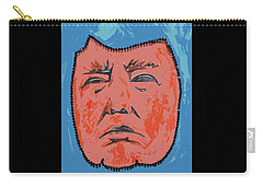 Carry-all Pouch featuring the painting Mr. President by Robert Margetts