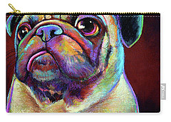 Mr. Pugnacious  Carry-all Pouch