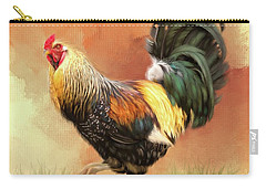 Mr. Rooster Carry-all Pouch