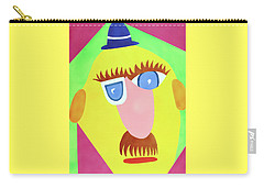 Mr. Strangefellow Carry-all Pouch