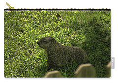 Mr Woodchuck Carry-all Pouch