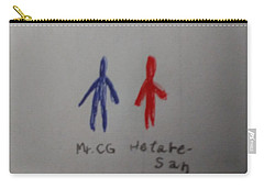 Mr.cgandhetare-san Carry-all Pouch