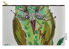 Mr.lime Owl Carry-all Pouch