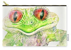 Mr Ribbit Carry-all Pouch