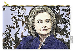 Mrs Hillary Clinton Carry-all Pouch