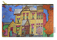 Mrs. Robert Stephenson Home. Carry-all Pouch