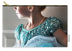 Ms Prima Ballerina Carry-all Pouch