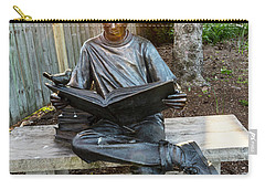 Msu Spring 1 Carry-all Pouch by John McGraw