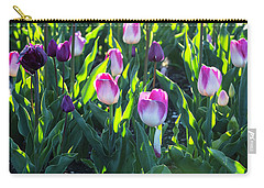 Msu Spring 3 Carry-all Pouch by John McGraw