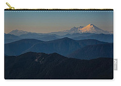 Mt. Baker From Mt. Pilchuck Carry-all Pouch