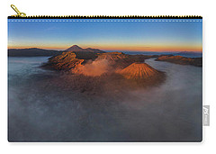 Mt Bromo Sunrise Carry-all Pouch