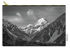 Mt Cook Wilderness Carry-all Pouch by Racheal Christian